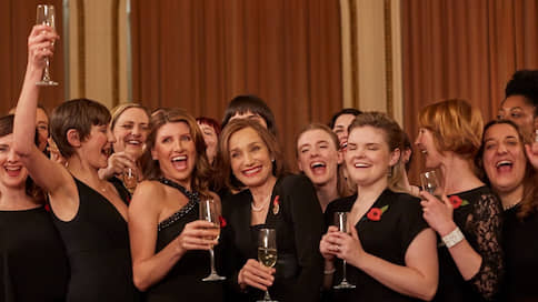 Женщины, которые поют // В сети вышел фильм Пола Каттанео «Почти знамениты»