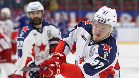 Армейцы перейдут из июля в декабрь  / Молодые игроки ЦСКА подписали контракты с клубами НХЛ