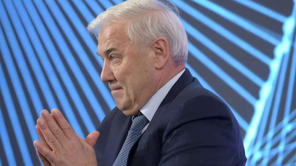 Председатель комитета Государственной думы России по финансовому рынку Анатолий Аксаков