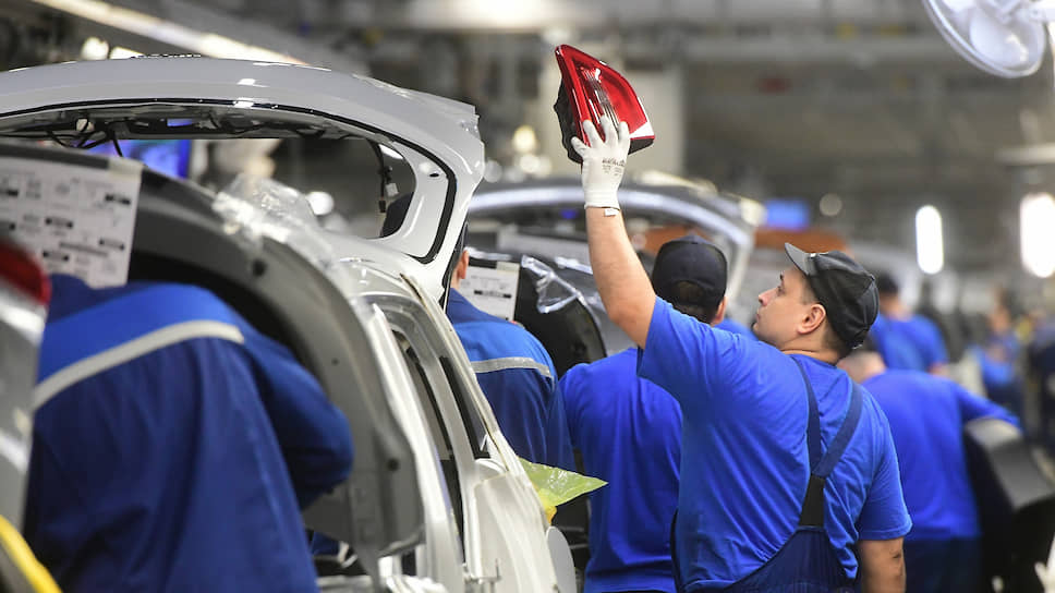Hyundai обзаводится активами General Motors
