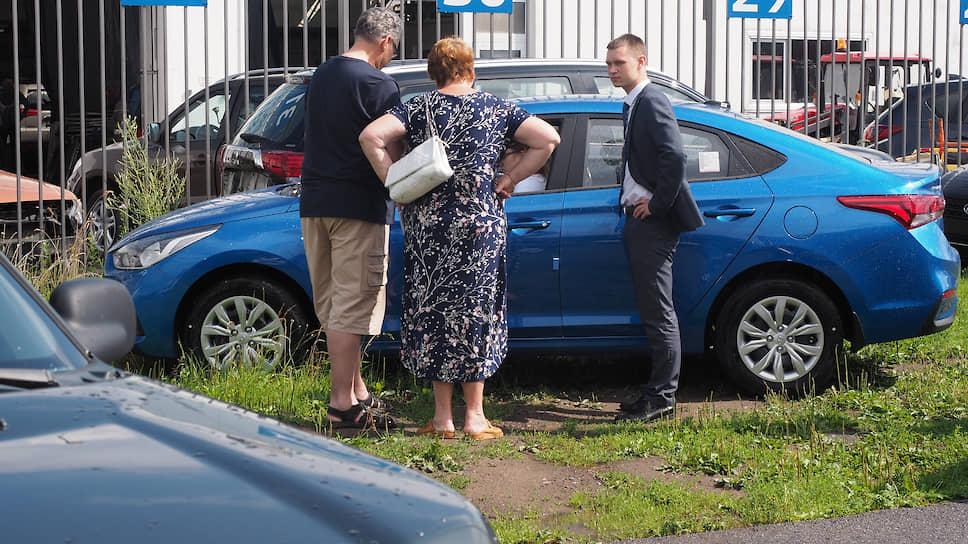 Кредиты на покупку подержанных машин переросли карантин