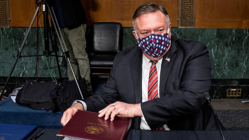 На заседании комитета по иностранным делам Сената США госсекретарь Майк Помпео признал, что американская компания заключила с курдами сделку по «модернизации и развитию» инфраструктуры месторождений на северо-востоке Сирии