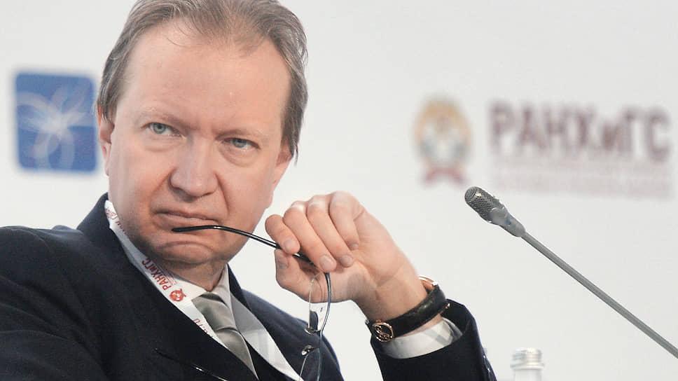 Первый заместитель гендиректора ОАО РЖД Вадим Михайлов о тарифах, расходах и субсидиях