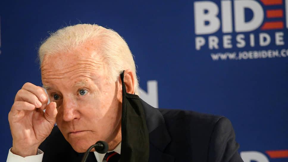 Кандидат от демократов Джо Байден (на фото) решительно настроен на предвыборные дебаты со своим оппонентом, действующим главой Белого дома Дональдом Трампом