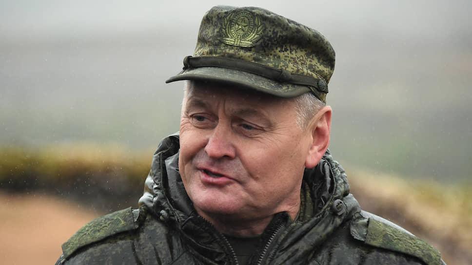 Генерал-лейтенант Минобороны Александр Дуплинский