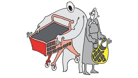 В России не торгуется // Оборот ритейла в этом году может сократиться впервые за 20 лет