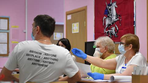 Мосгоризбирком в долгу не остался // Москва доплатит членам комиссий за работу в условиях пандемии