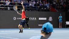 Санкт-Петербург пошел на повышение  / В России впервые состоится турнир ATP категории 500