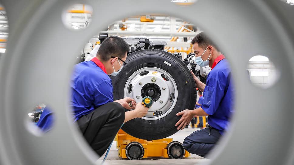 Скорость восстановления китайской промышленности после коронавирусного спада в мировой торговле превосходит ожидания