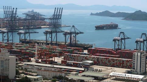 Торговля показала признаки оптимизма  / В ВТО ждут менее значительного спада глобального экспорта