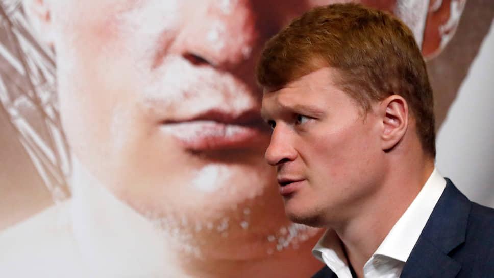 Александр Поветкин дерется против логики
