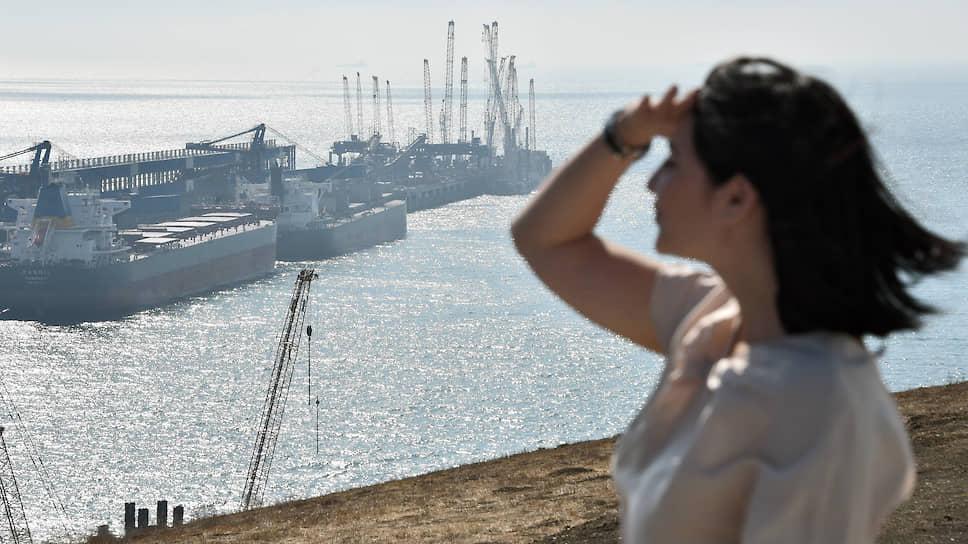 Из терминала ОТЭКО в Тамани может открыться новый путь российского угля в далекую Индию, где пока его почти не видели