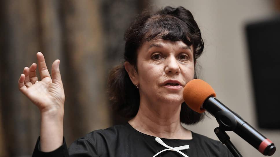 Марина Лошак о пересмотре государственной политики в области современного искусства