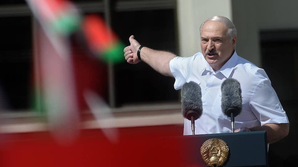 Родину-мать зовет / Как выяснилось, Александр Лукашенко уже обо всем договорился с Владимиром Путиным