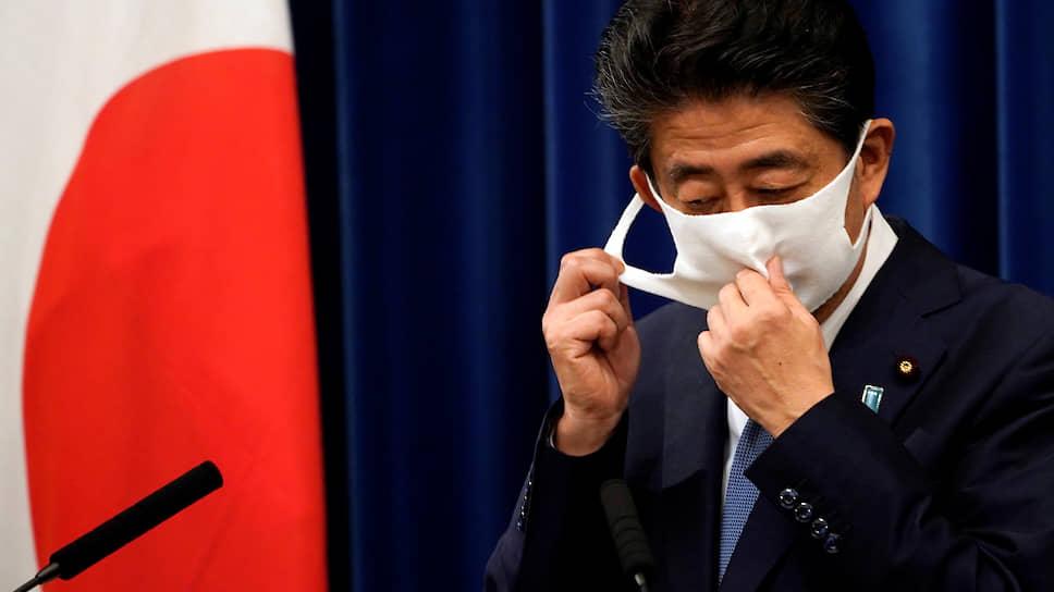 Страна уходящего Абэ