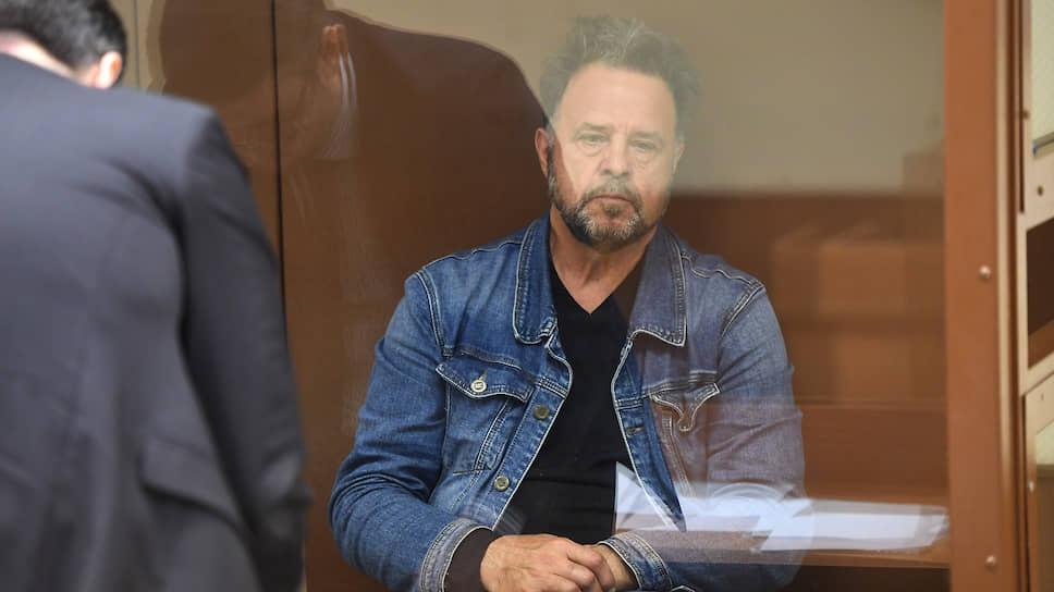 Владимир Солнцев опасается не пережить ареста