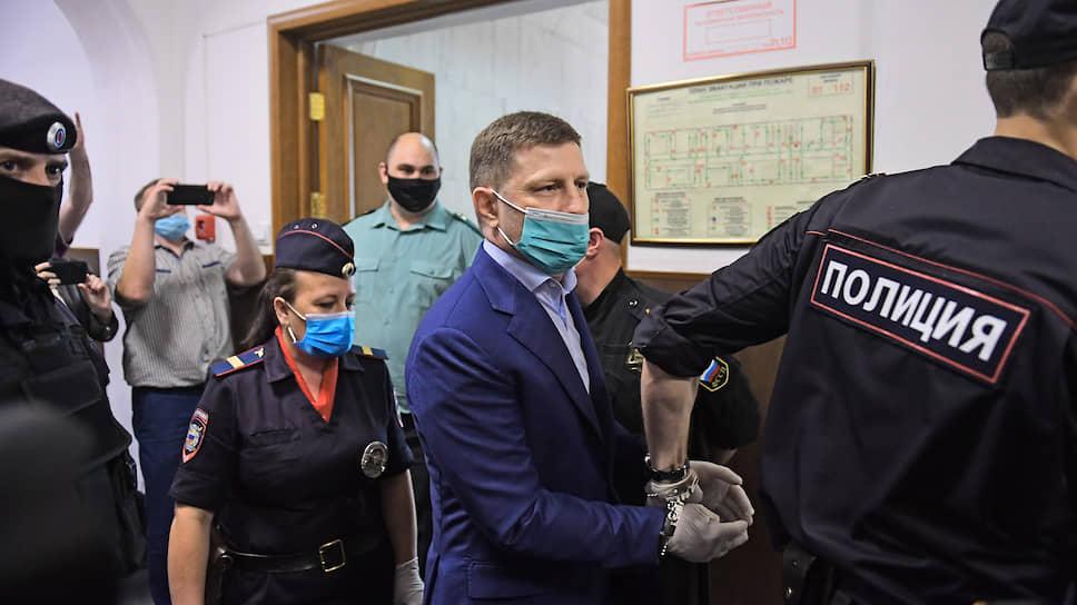 У Сергея Фургала нашлось прокурорское алиби