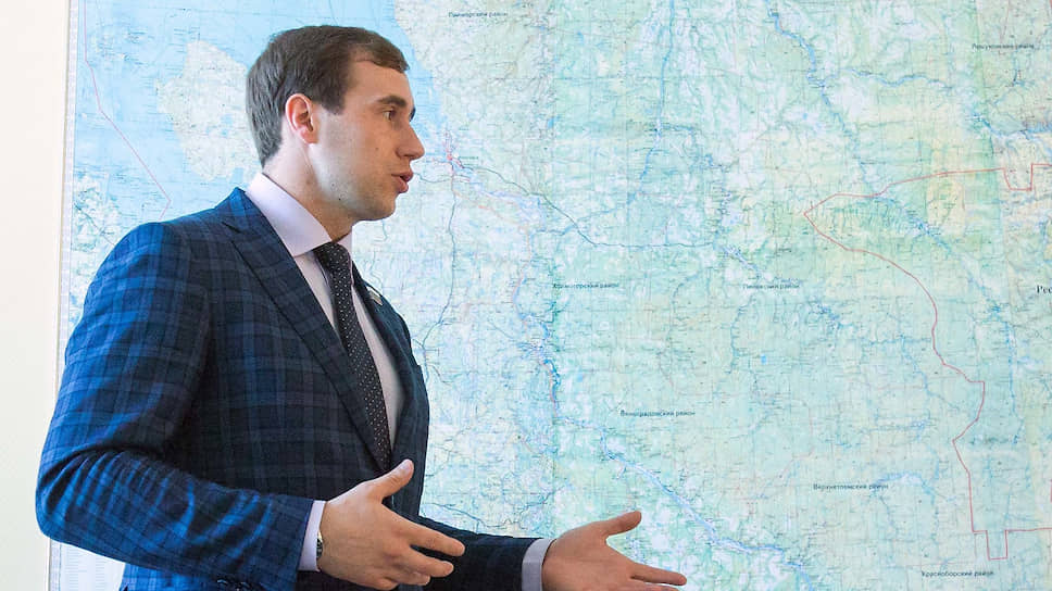 Кандидат от партии ЛДПР Сергей Пивков