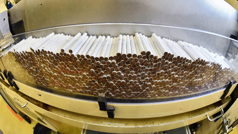 производство табачных изделий крым