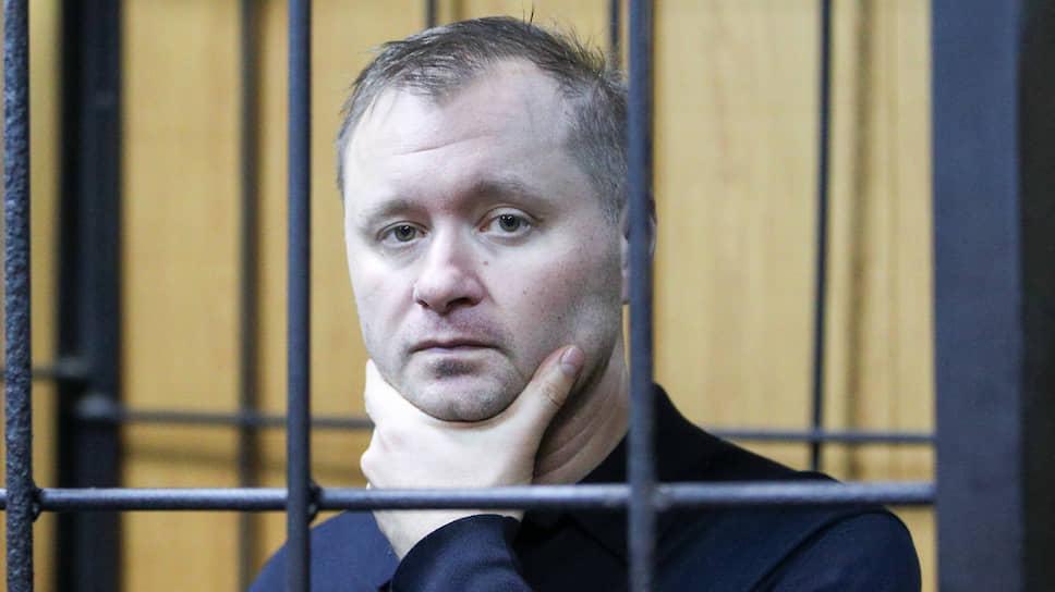"""Подследственный Михаил Барышев через своих защитников ответил на вопросы """"Ъ"""""""