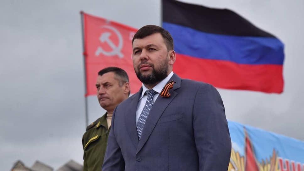 Украинские военные подчинились Донецку
