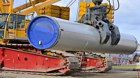 Над «Северным потоком-2» повисла пауза  / Проекту угрожают новые отсрочки