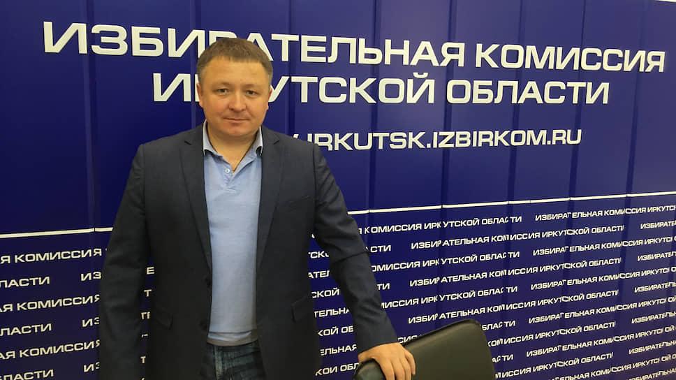 Кандидат в губернаторы Иркутской области Андрей Духовников (ЛДПР)
