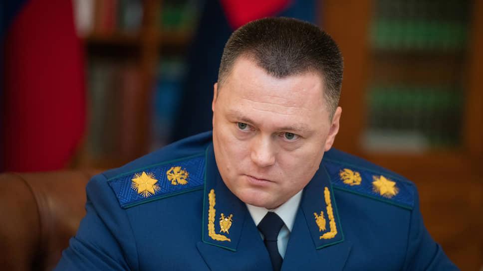 Генпрокурор Игорь Краснов о том, как, надзирая за законностью, помогать гражданам