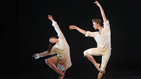 Изо всех балетных сил  / Музтеатр Станиславского станцевал на публику