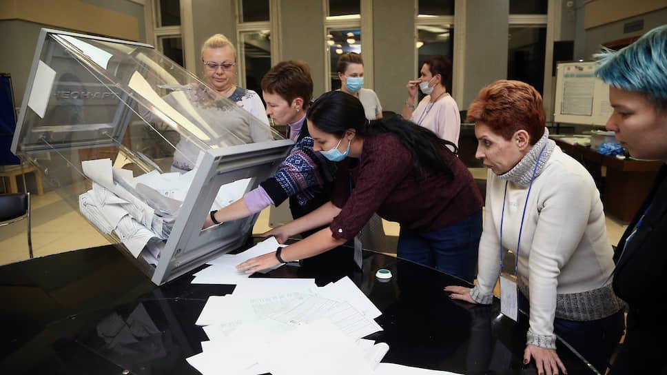 Новосибирские избиркомы (на фото) почувствовали на себе результаты «Умного голосования»