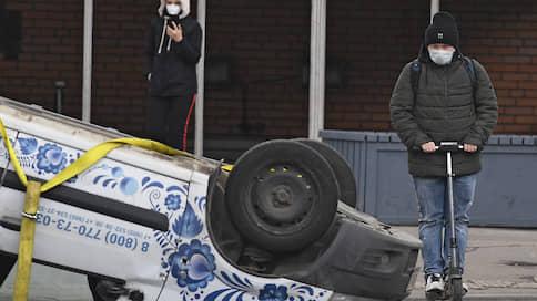 ДТП просит ремонта  / Растет число аварий с технически неисправными авто