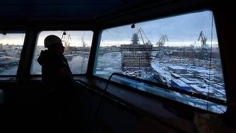 Ледоколы выбились из графика // Программа обновления флота пересмотрена