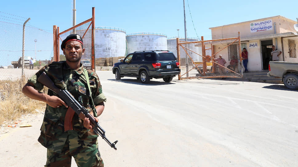 Ливийская нефть вышла из плена