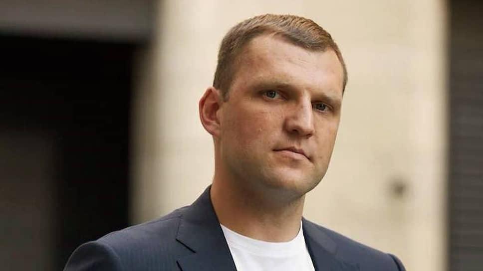 Генеральный директор компании Hutton Development Илья Давыдик
