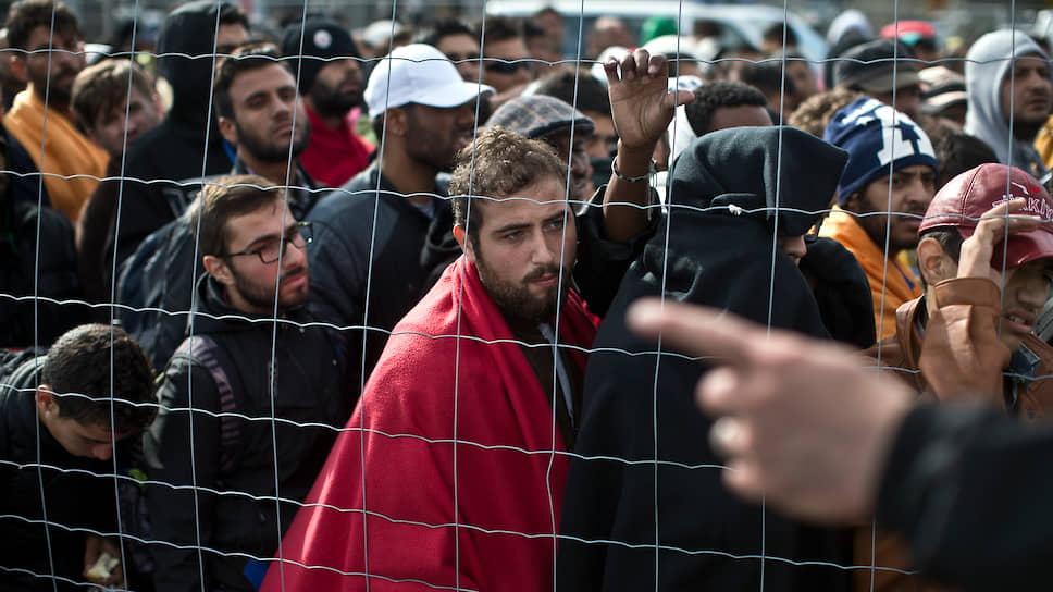 Евросоюз примет мигрантов по новым правилам