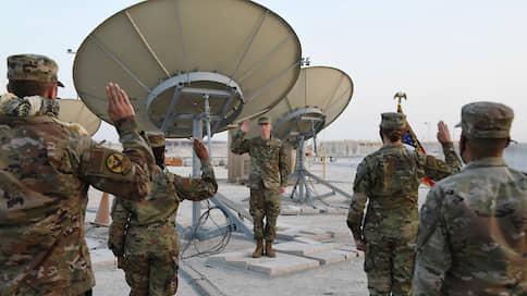 Космические силы приземлились в Катаре  / Подразделение нового рода войск США размещено на базе вблизи Ирана