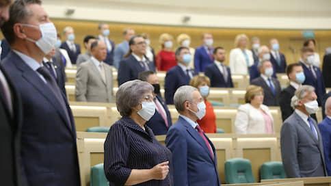 К Совету федерации примерят новый формат  / Владимир Путин обсудит с сенаторами их расширенные полномочия