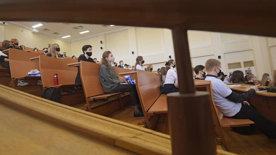 Без образования доплат / Отдача от обучения для россиян снижается