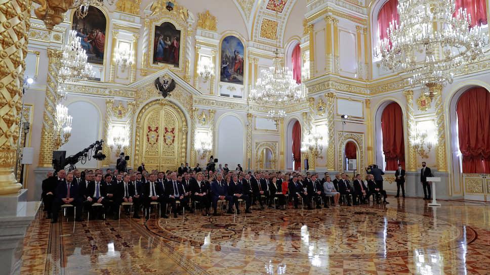 Палата в Кремль пришла