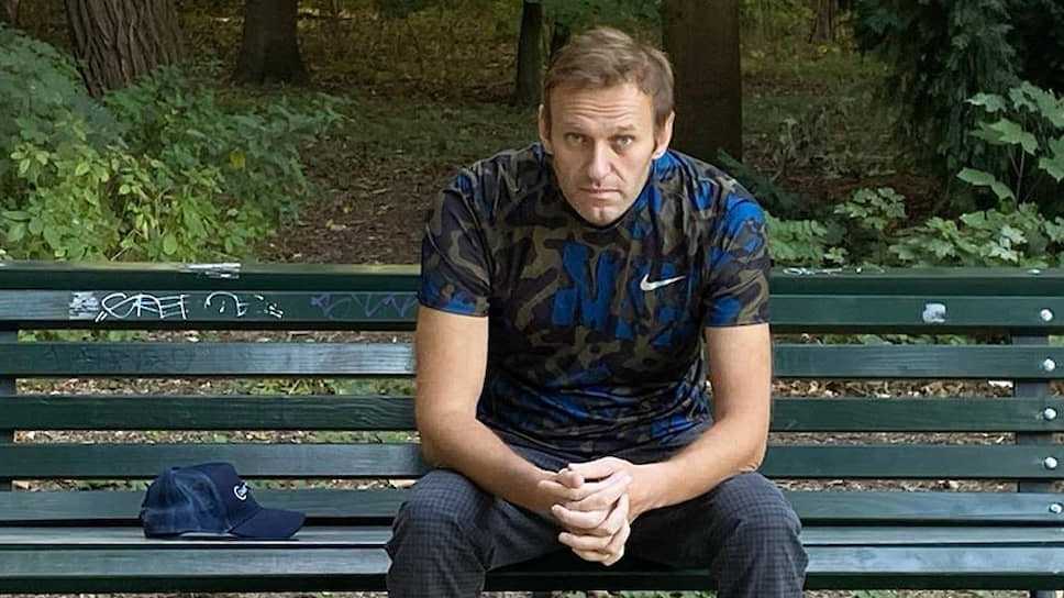 Алексей Навальный больше не пациент