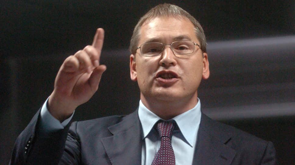 Экс-депутат Госдумы Виталий Южилин