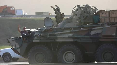 Осень Карабаха  / Конфликт в Закавказье перешел в горячую фазу