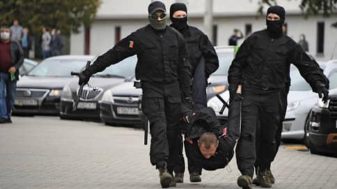 """Белорусский протест перешел МКАД / """"Ъ"""" увидел, кто и как управлял маршем противников Александра Лукашенко"""