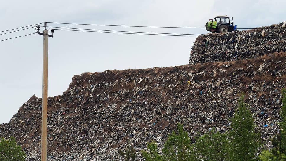 Счетная палата пришла к выводу, что десять лет «мусорной реформы» породили горы новых проблем в отрасли управления отходами