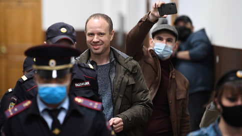Неосвобожденный партийный работник  / Сын бывшего иркутского губернатора арестован в Москве