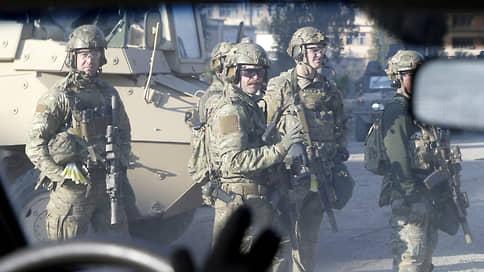 Операция «Ноги с пустыни»  / Военные и дипломаты США могут покинуть Ирак