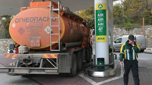Оптом — дороже  / Цены на бензин пошли вверх на бирже