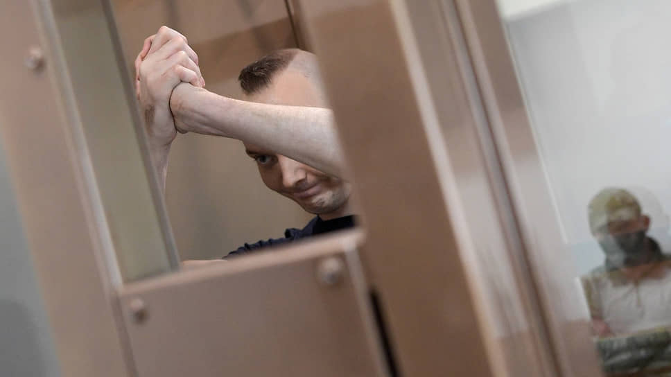 Защита Ивана Сафронова хочет обязать спецслужбу раскрыть детали его дела