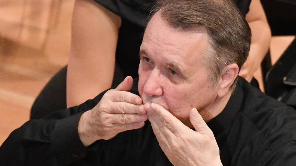 Михаил Плетнев завершил фестиваль Российского национального оркестра Большой до-минорной мессой Моцарта