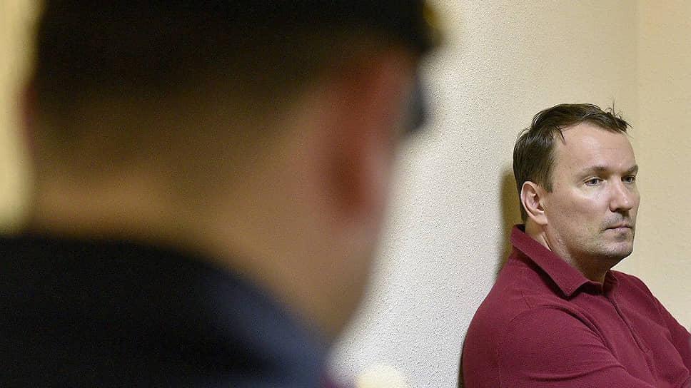 Дмитрий Костыгин получил заочный срок на БВО за неуважение к суду